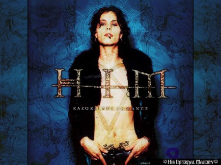 Him - Blue